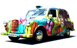 Graffitti Taxi