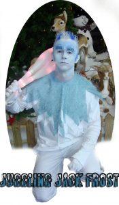 Juggling Jack Frost